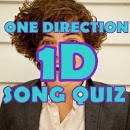 One Direction Song Quiz