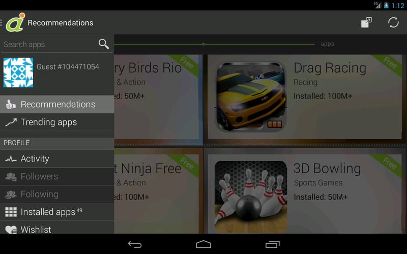 Android Informer screenshot 6