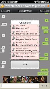 Sex talk apps