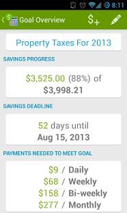 Saving Made Simple Donate screenshot 3