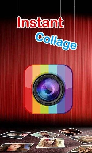 Free Instant Collage Maker cell phone app