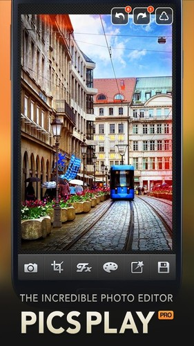 Free PicsPlay - Photo Editor cell phone app