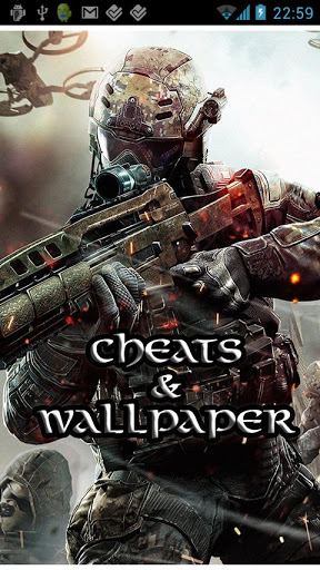 Free COD Black Ops 2 Cheats cell phone app