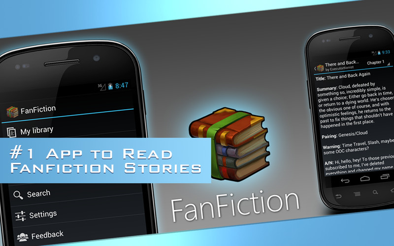 Free FanFiction Reader Pro cell phone app