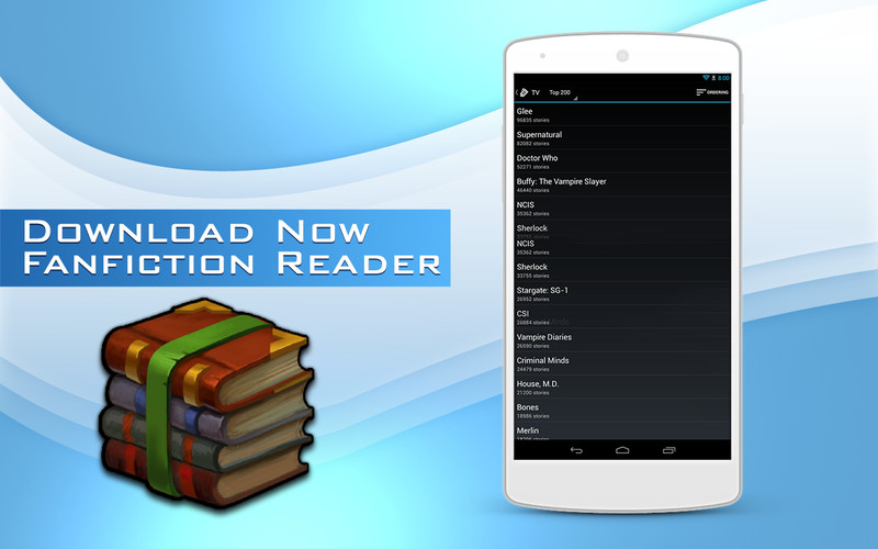 FanFiction Reader Pro screenshot 8