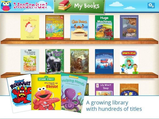 MeeGenius Children's Books screenshot 3