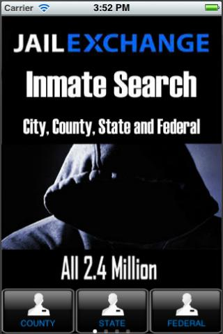 Free Jail, Prison and Inmate Search cell phone app