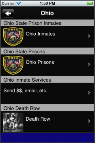 Jail, Prison and Inmate Search screenshot 3