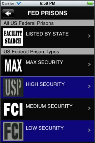 Jail, Prison and Inmate Search screenshot 7