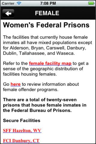 Jail, Prison and Inmate Search screenshot 8