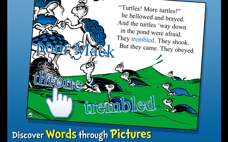 Yertle the Turtle - Dr. Seuss screenshot 3