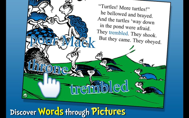 Yertle the Turtle - Dr. Seuss screenshot 9
