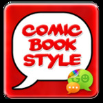 Superhero Comic Book SMS Theme