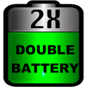 DOUBLE BATTERY LIFE