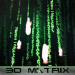 3D Matrix2 Live wallpaper