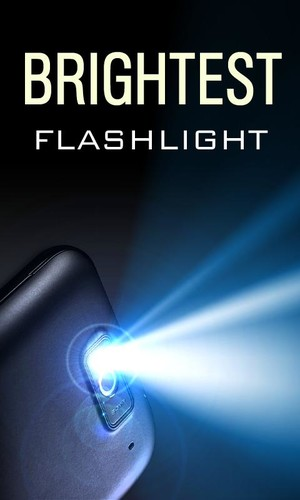 High-Powered Flashlight screenshot 3