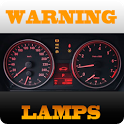 BMW Warning lamps