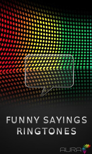 Free Funny Sayings Ringtones cell phone app