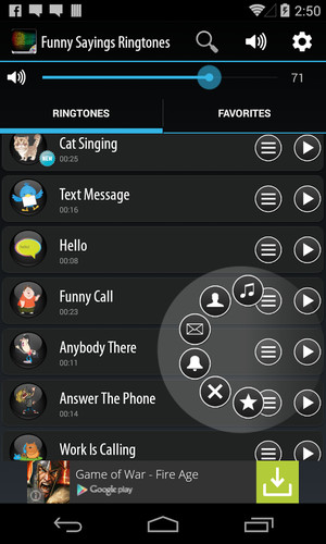 Funny Sayings Ringtones screenshot 3