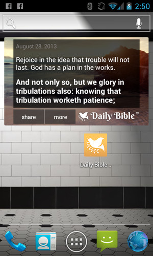 Daily Bible Verses screenshot 4