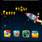 Space - GO Launcher Theme