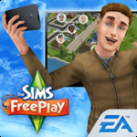 LG Game Pad: The Sims FreePlay