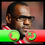 Lebron James Prank Call