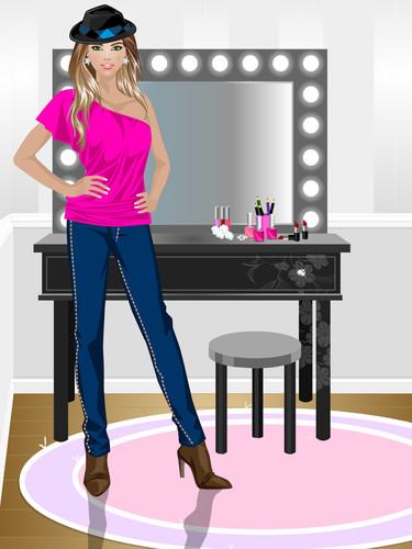 Best Dress Up and Makeup Games screenshot 5