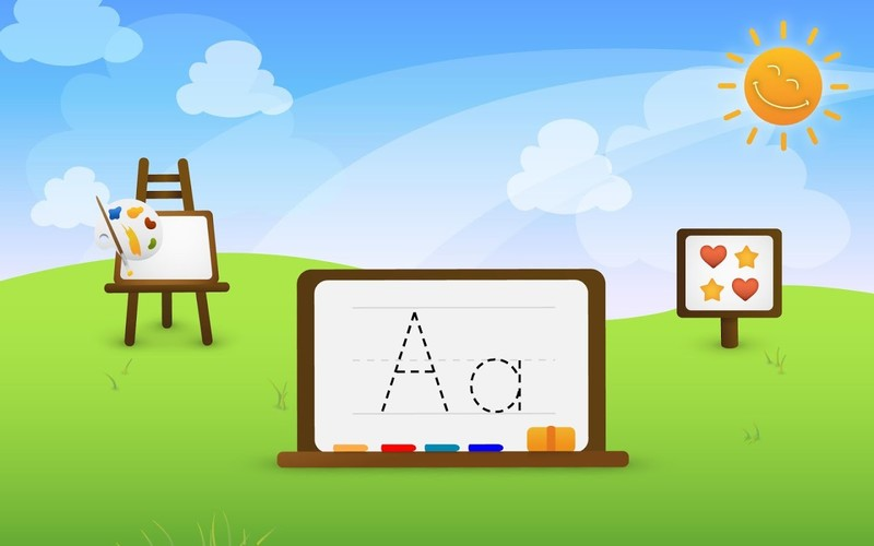 Free ABC PreSchool Playground Free cell phone app