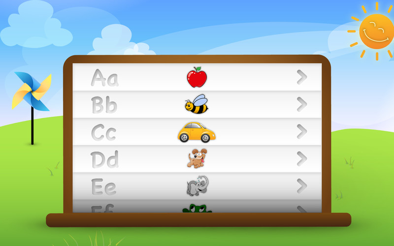 ABC PreSchool Playground Free screenshot 4