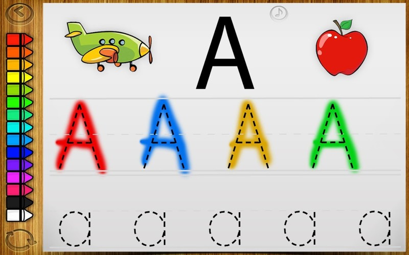 ABC PreSchool Playground Free screenshot 11