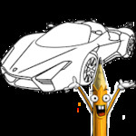 How to Draw: Super Cars