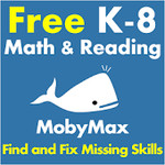 MobyMax - Math and Reading