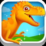 Dinosaur Games for Kids-Puzzle