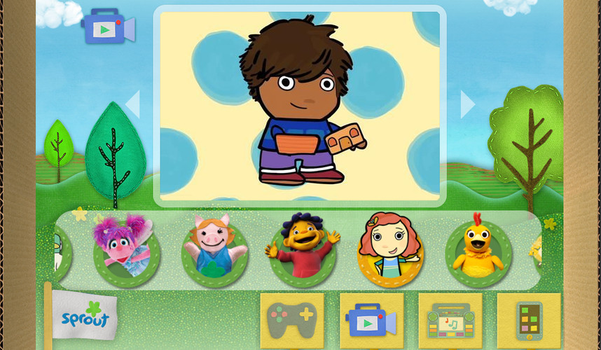 Sprout Games & Videos screenshot 3