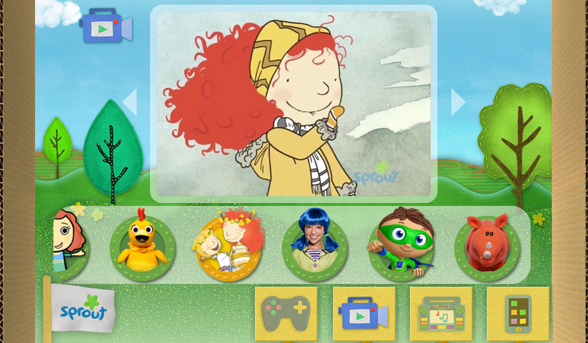 Sprout Games & Videos screenshot 5