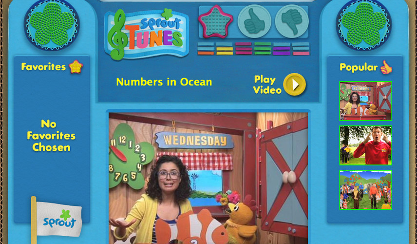 Sprout Games & Videos screenshot 6