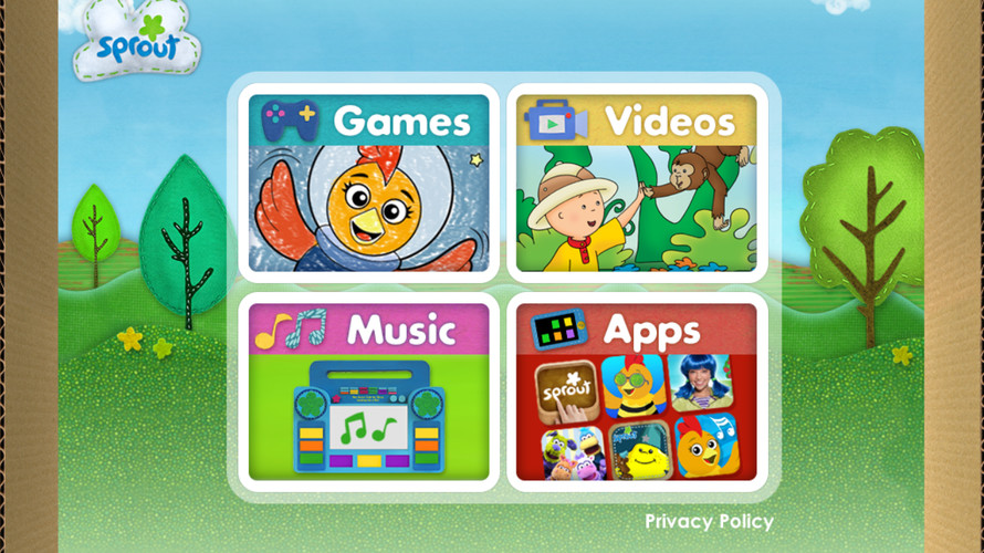Sprout Games & Videos screenshot 7