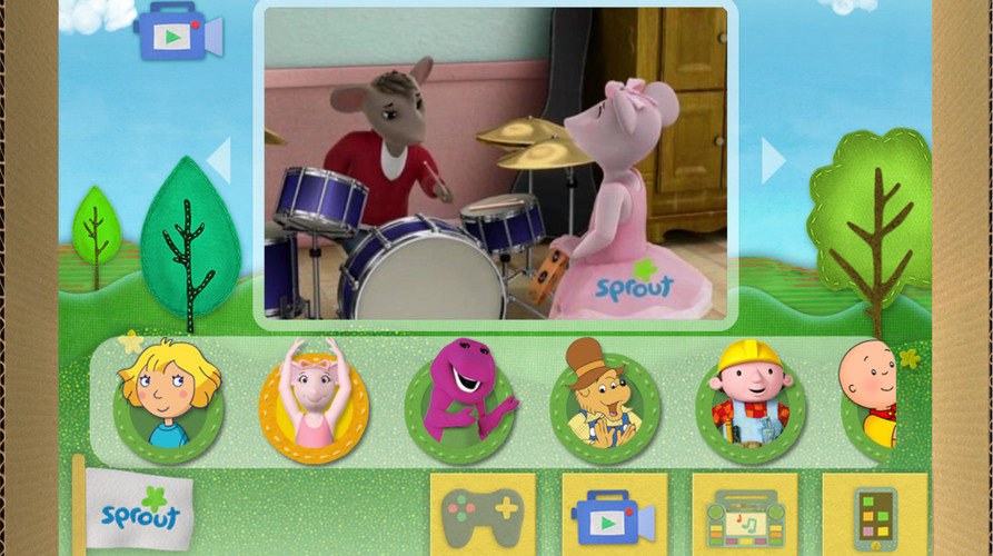 Sprout Games & Videos screenshot 11