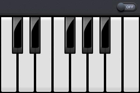 Free Fun Piano cell phone app