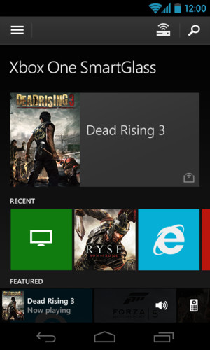 Xbox One SmartGlass Beta screenshot 11