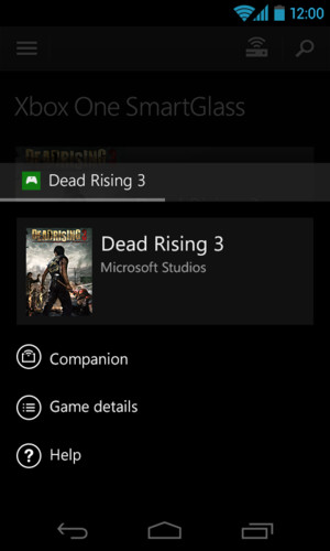 Xbox One SmartGlass Beta screenshot 12