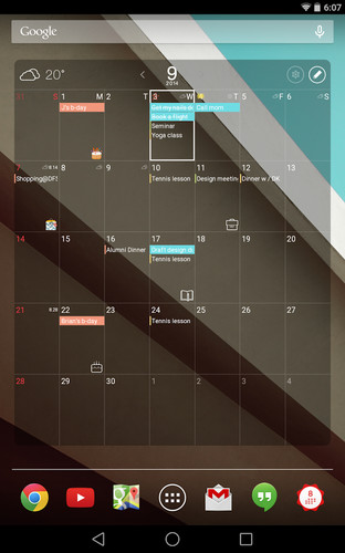 SolCalendar - Calendar / To do screenshot 6