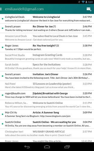 Email App for Gmail & Exchange screenshot 7