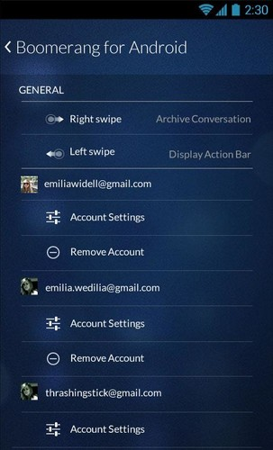 Email App for Gmail & Exchange screenshot 15