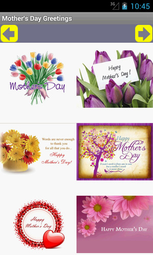 Free Mothers Day Cards cell phone app