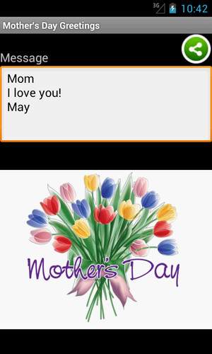 Mother's Day Cards screenshot 2