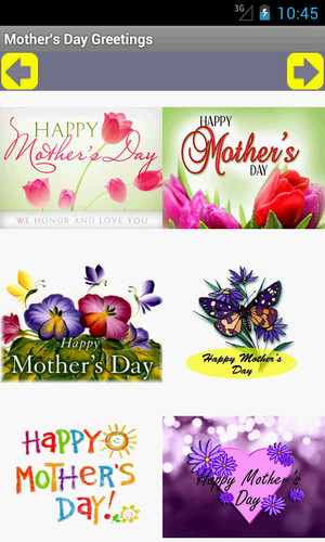Mother's Day Cards screenshot 4