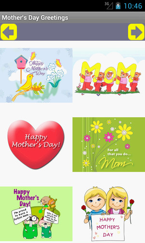 Mother's Day Cards screenshot 5