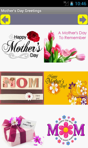 Mother's Day Cards screenshot 6